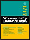 Wissenschaftsmanagement Ausgabe 1/2017