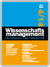 Wissenschaftsmanagement Ausgabe 4/2014