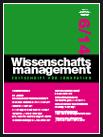 wissenschaftsmanagement Ausgabe 6/2014