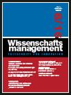 Wissenschaftsmanagement Ausgabe 6/2016