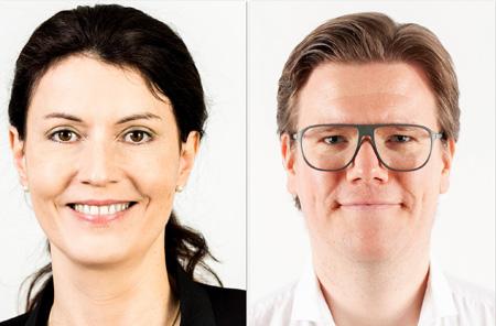 Sonja Keppler und Patrick Peters, Fotos: privat