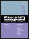 Wissenschaftsmanagement Ausgabe 4/2017