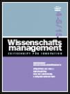 Wissenschaftsmanagement Ausgabe 4-5/2015