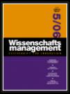 Wissenschaftsmanagement Ausgabe 5/2006