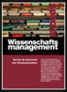 Wissenschaftsmanagement special Ausgabe 2/2007 (English)