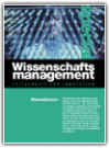 Wissenschaftsmanagement special Ausgabe 3/2005