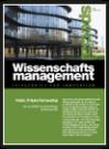 Wissenschaftsmanagement special Ausgabe 4/2005