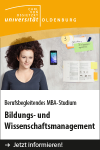 Uni Oldenburg, MBA-Studium